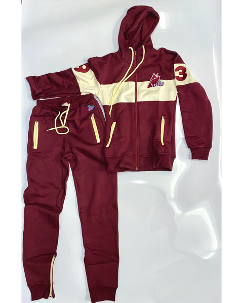 Crimson 1913 JOGGING SUIT