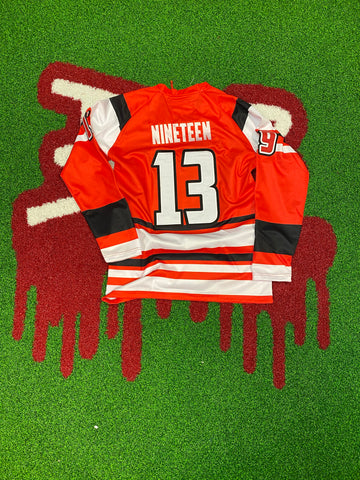 Devastating Divas Embroidered Hockey Jersey