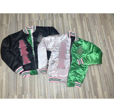 PRETTY GIRL REVERSIBLE JACKET SHIPS OUT FEB 7