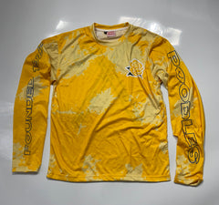 Yellow Tea Tie Dye