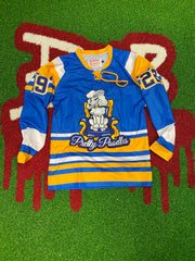 Pretty Poodles Embroidered Hockey Jersey