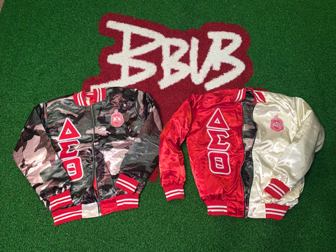 Redz Reversible Jackets