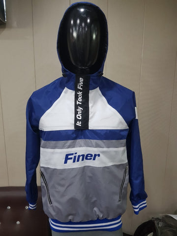 Finer Reversible Windbreaker (Restock end of August)