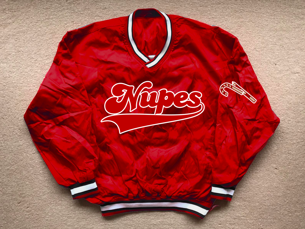 Nupes Pullover Jersey
