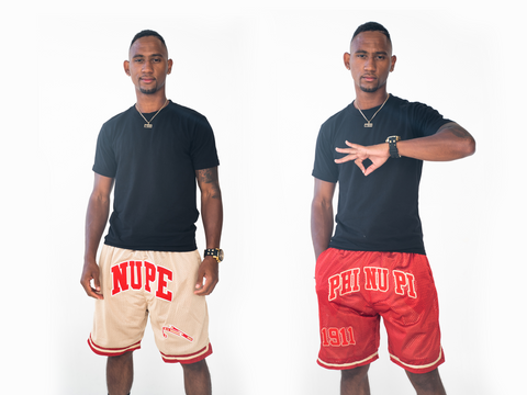 Nupes Reversible Basketball Shorts