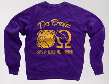 Sons of Blood and Thunder Crewneck