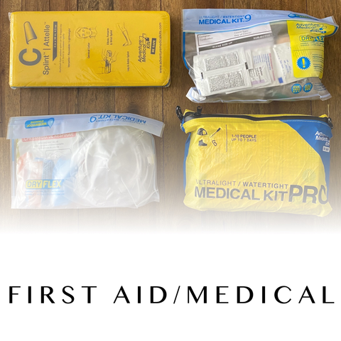 First Aid / Medical