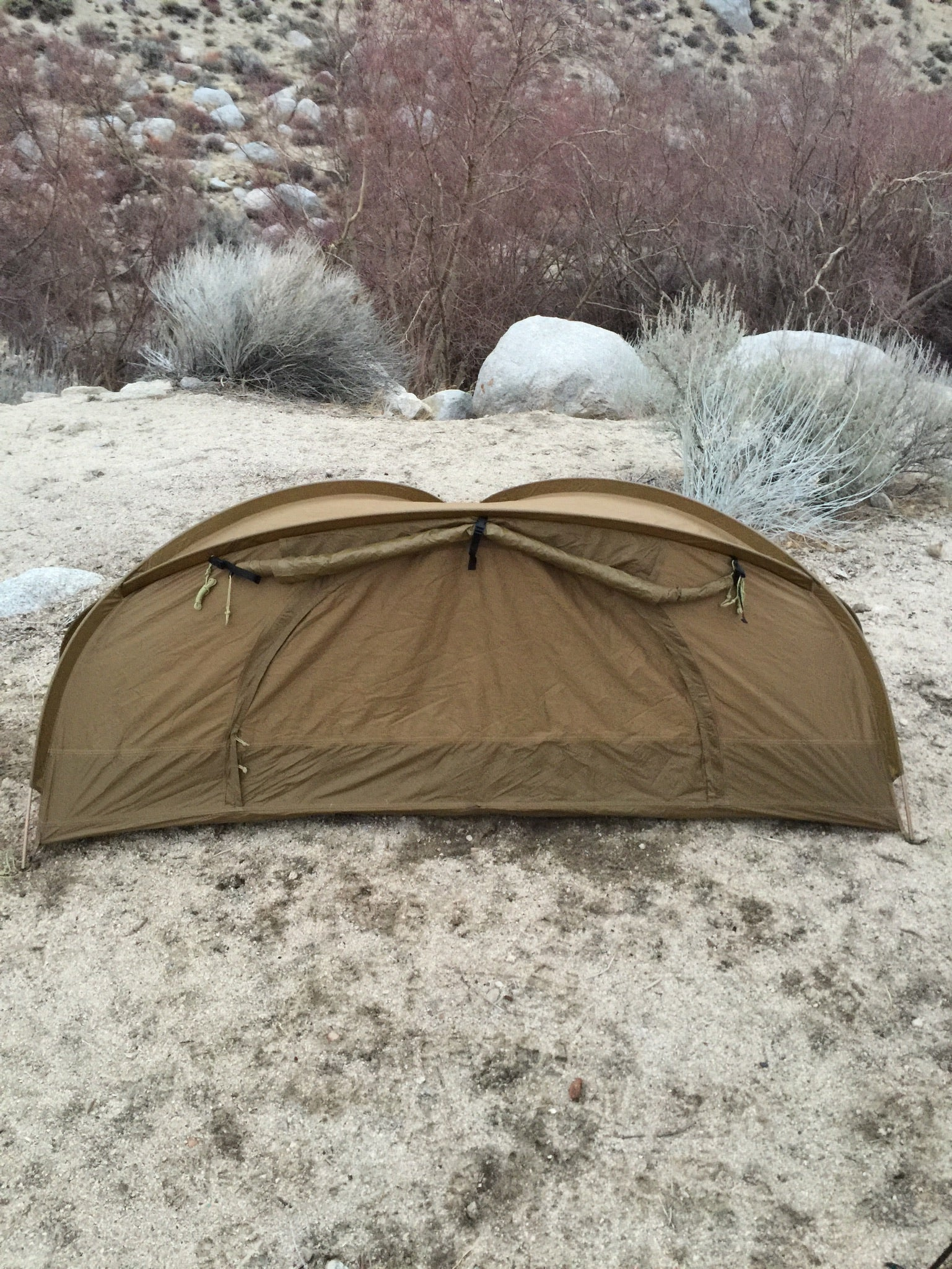 So what is a four season tent? Well it could be better described as the one season you donu0027t use your three season tent but that doesnu0027t fit to well on ... & Winter Camping 2 Mountain Hardwear Hunker 4 Season Tent u2013 Kit Fox ...