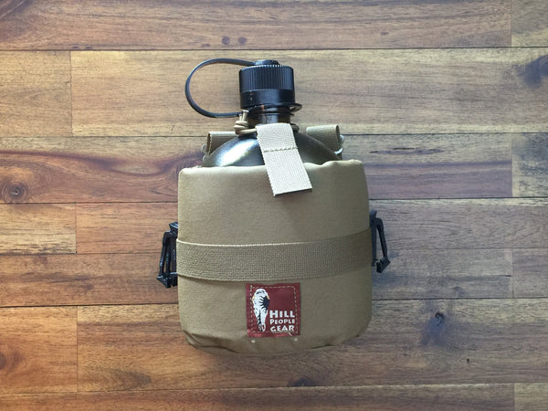 Bottle Holster GI 1 qt. Canteen Pouch