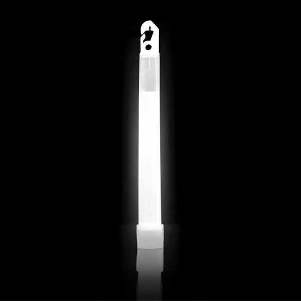 HIGH INTENSITY 30 MINUTE LIGHT STICK, WHITE
