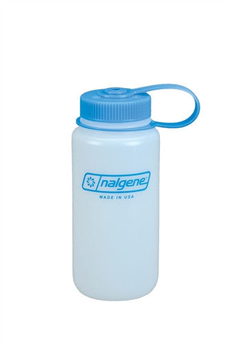 16 OZ Nalgene Wide Mouth HDPE