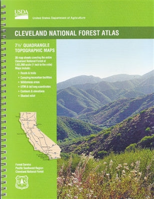 Cleveland National Forest Atlas