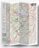 Cuyamaca Rancho State Park Map