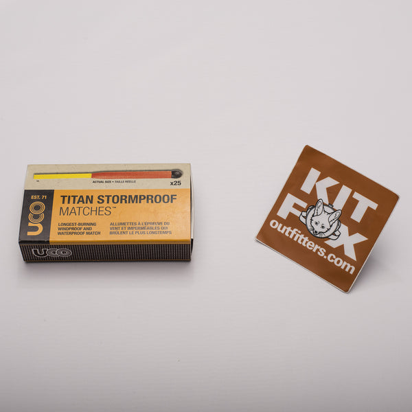 Titan Stormproof Matches™
