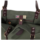Market Tote by Duluth Pack