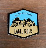 Eagle Rock Sticker