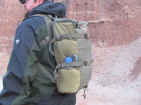 Hill People Gear, UMLINDI BACKPACK (Ranger Green/Khaki)