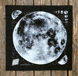 """Lunar Glow"" Glow in the Dark Bandana"