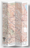 San Diego Backcountry Map
