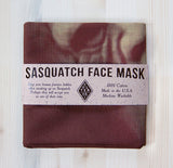 Sasquatch Face Mask Bandana