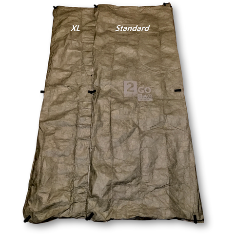 V3 TRIFECTA Thermal Bivvy, Blanket, Canopy - XL