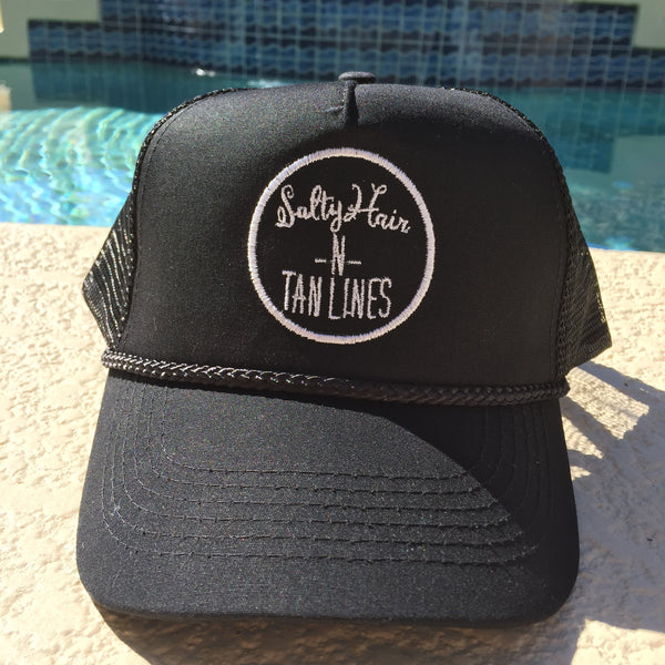 """Salty Hair"" Trucker Hat"