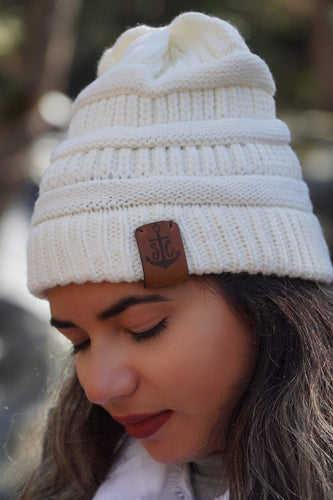 Saltwater Couture Beanie