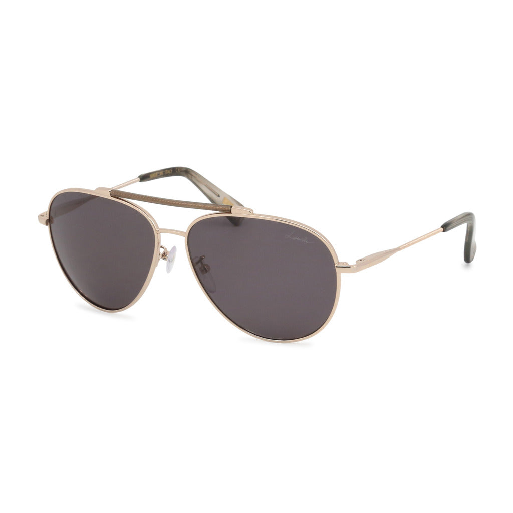 Lanvin SLN065M 300Z Aviator Men's Sunglasses, Gold