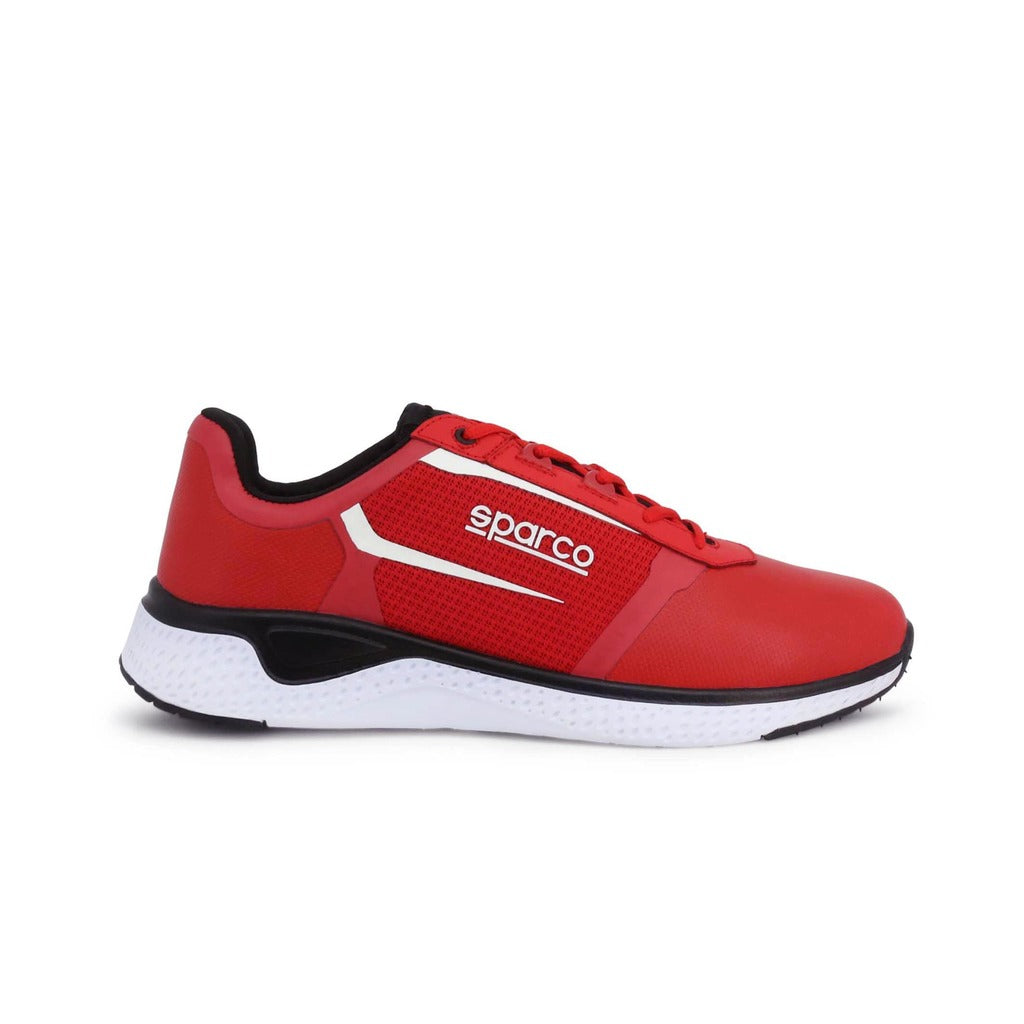 Sparco SP-FV Men's Sneaker, Red