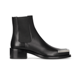 Givenchy BH602EH0R0-001 Metal Tips Austin Chelsea Men's Boots, Black