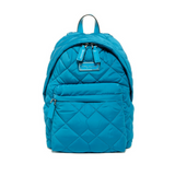 STYLIAN - Marc Jacobs Quilted Nylon Backpack, Turquoise