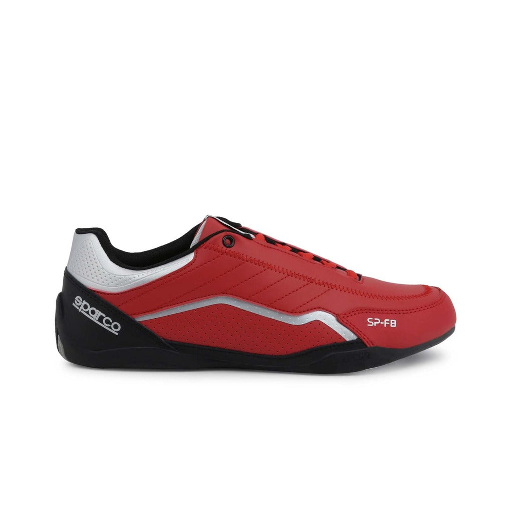 Sparco SP-F8 Men's Sneaker, Red