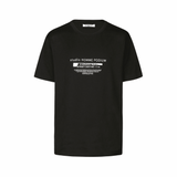 STYLIAN - Givenchy BM70SC3002-001 New Givenchy Printed Men's T-Shirt, Black