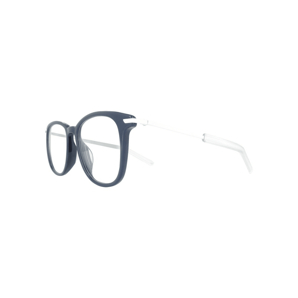 STYLIAN - Dior BLACKTIE195F-MZN-51 Men's Optical Frame, Matte Blue & White