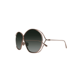 Dior DIORSTELLAIRE2-DDB-O7 Women's Sunglasses, Gold Copper