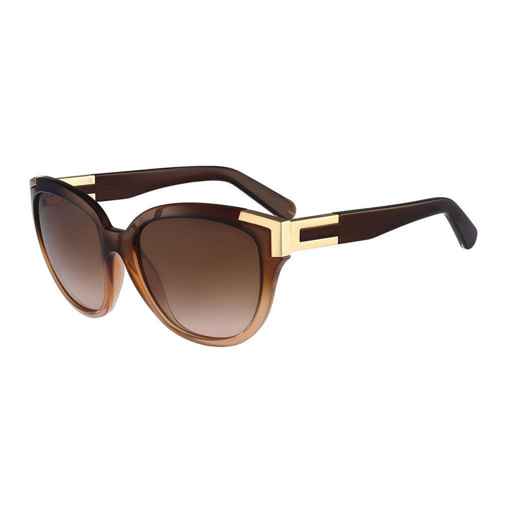 STYLIAN - Chloe CE635S-248 Women's Sunglasses, Light Brown