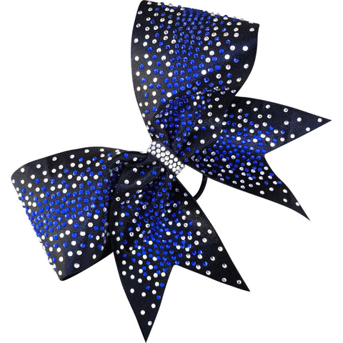 2 color rhinestones on mystique fabric . Available in any color combination. - BRAGABIT  - 1
