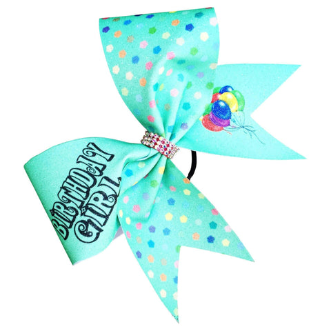 Default Type - Birthday Girl Glitter Bow!
