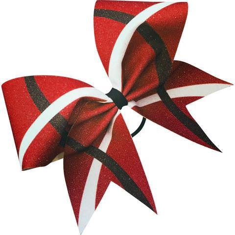 Glitter sublimation bow, available in any color! - BRAGABIT  - 1