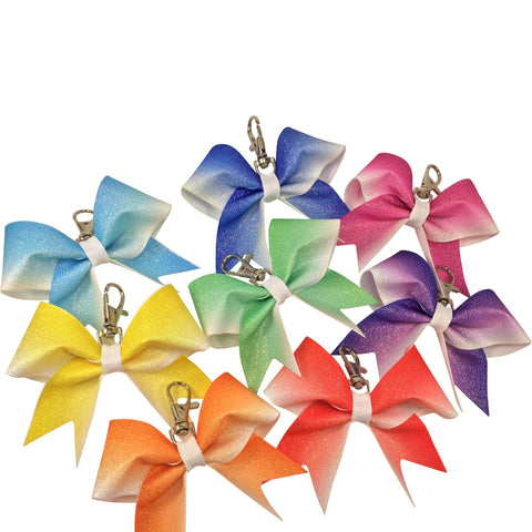 Ombre keychain. Price is for one keychain. You can choose any color. - BRAGABIT