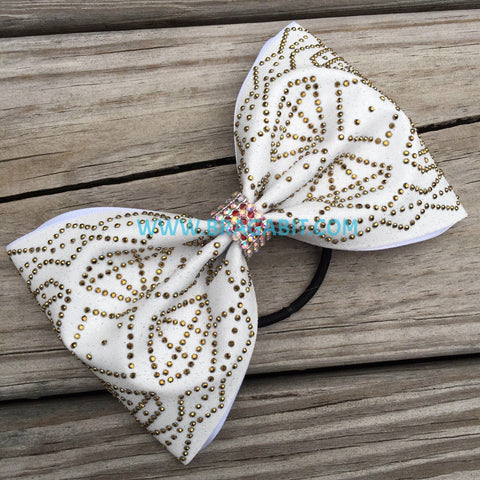 Diamonds Tailless Bow