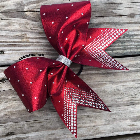 Lacey Cheer Bow