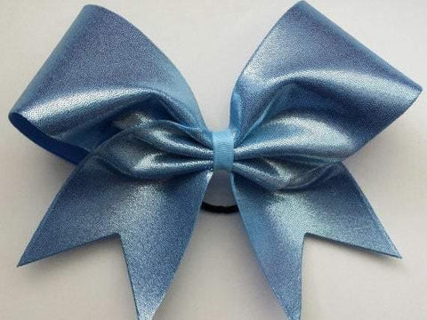 Carolina Blue Cheer Bow