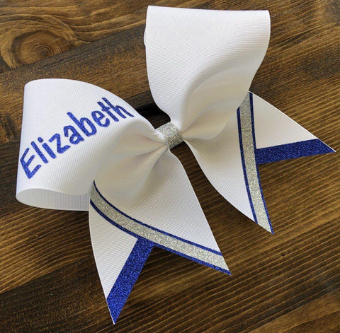 Ribbon Bow with Designs