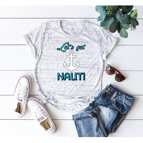 Let's Get Naughty T-shirt