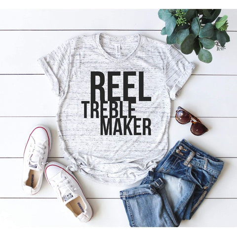 Reel Treble Maker T-shirt