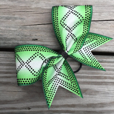 Asa Rhinestone Cheer Bow
