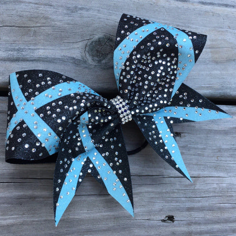Bala Rhinestone Cheer Bow