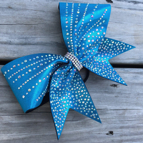 Barselona Rhinestone Cheer Bow