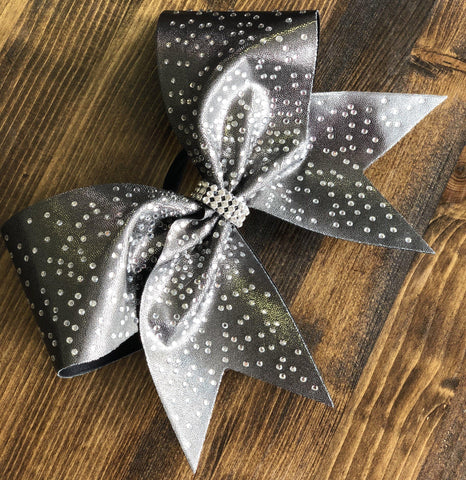 Amaris Rhinestone Cheer Bow